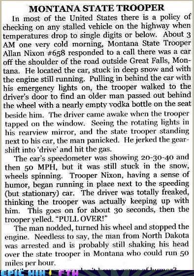 Cop Win