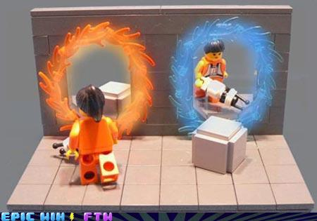 epic win photos - When Lego And Valve Combine!
