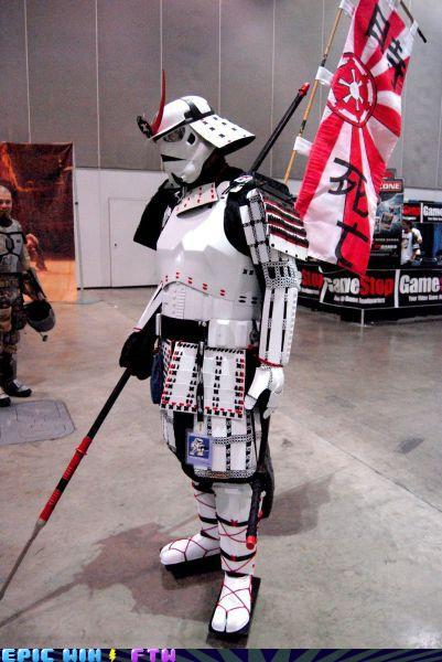 awesome photos - Samurai Trooper