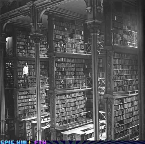 awesome photos - The Library I Want...