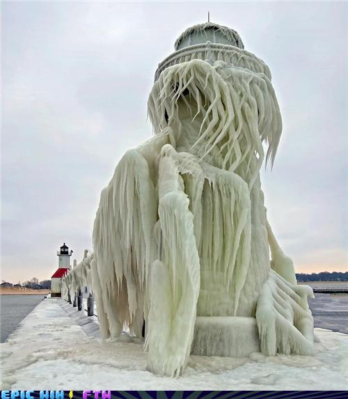 awesome photos  - Cthulhu Light House