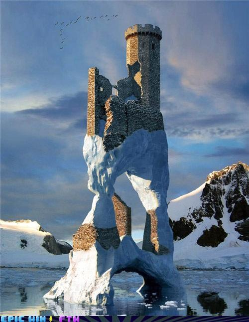 awesome photos  - Ice Castle